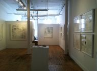 miranda arts project space, collaborative workspace residency/exhibition, Port Chester, NY