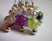 stitch markers. This is my prefer !