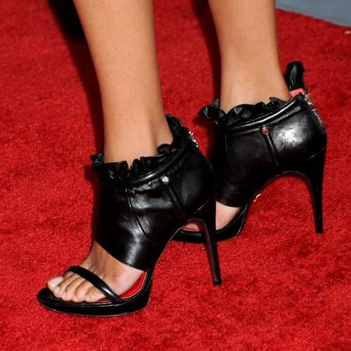 ZOE SALDANA FEET See The Best Of Photo