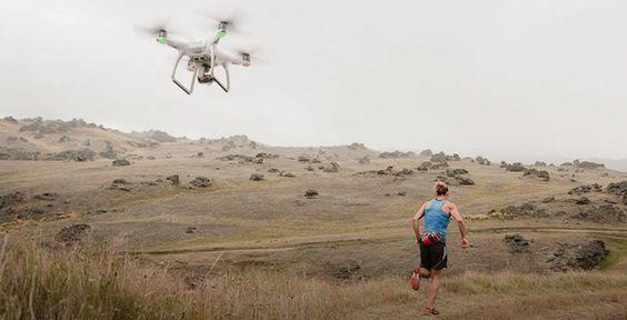 "Inilah Drone Terpintar di Dunia, ""Phantom 4"" yang Dapat Terbang Sendiri - http://kangtekno.com/inilah-drone-terpintar-di-dunia-phantom-4-yang-dapat-terbang-sendiri/"