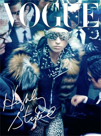 Vogue Italia nails it with this editorial.