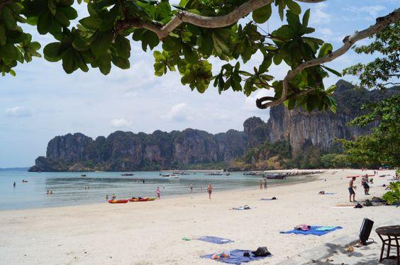 Railey Beach - Krabi, Thailand