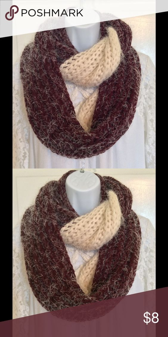 Infinity scarf In good condition infinity scarf. Accessories Scarves & Wraps