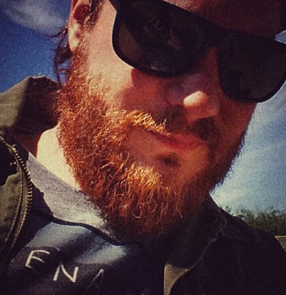 Ginger beardman. This is me! oscarsuarez.net