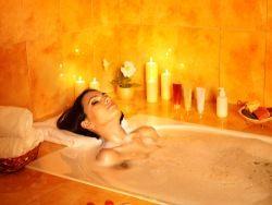 How to create a luxury spa bathroom