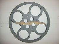 Circle Limit on Analog and Digital: A Gallery of 16mm Film Reels