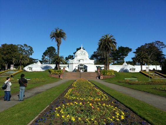 Golden Gate Park in San Francisco, CA http://sfrecpark.org/parks-open-spaces/golden-gate-park-guide/