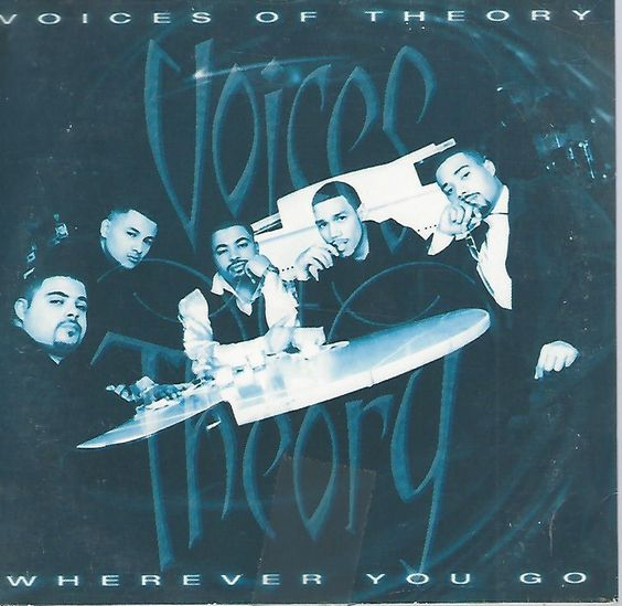 Wherever You Go [CD Single] [Single] by Voices of Theory (CD, Sep-1998, HOLA Rec