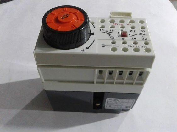 New Telemecanique Ca2 Fr 211 E Time Relay Ca2fr211e Telemecanique Relay Ebay Father
