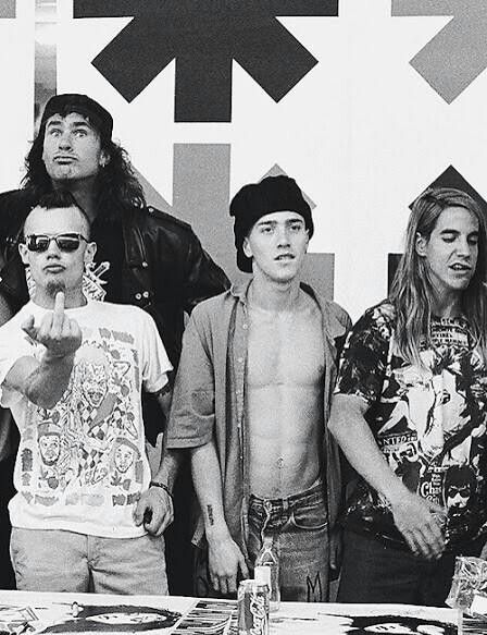 Red Hot Chili Peppers Mother's Milk era | Red Hot Chili ...