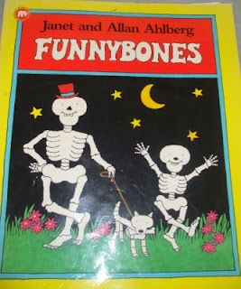 Funny Bones - Aah favourite book from a child, I used to have the tapes too!