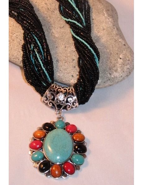 Stunning Turquoise Necklace $50.00