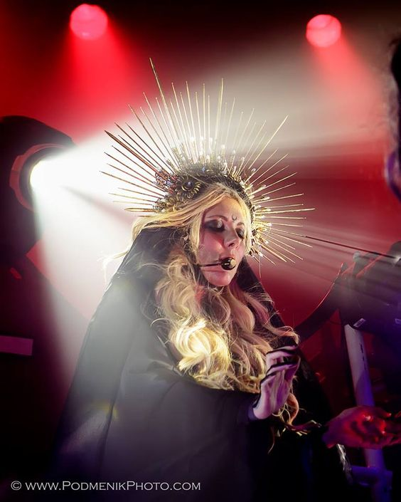 Epic Firetruck's Maria Brink & In This Moment ~ Wendy Podmenik Darugar Photography ~