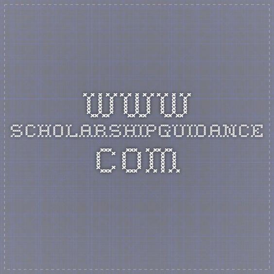 www.scholarshipguidance.com