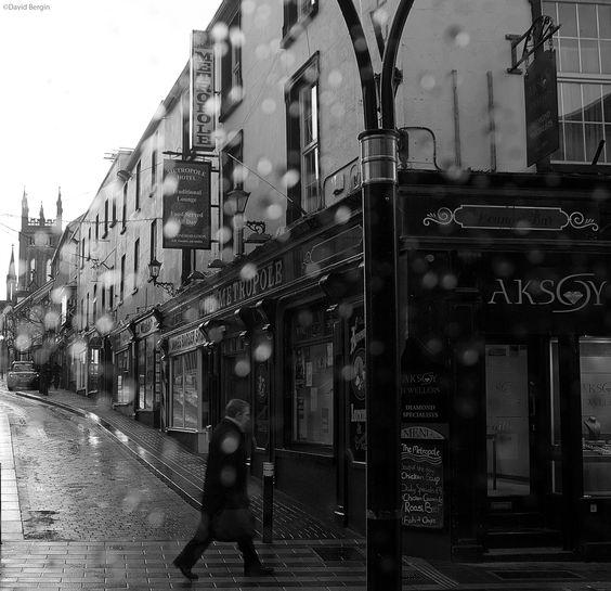 Rainy Day @Kilkenny