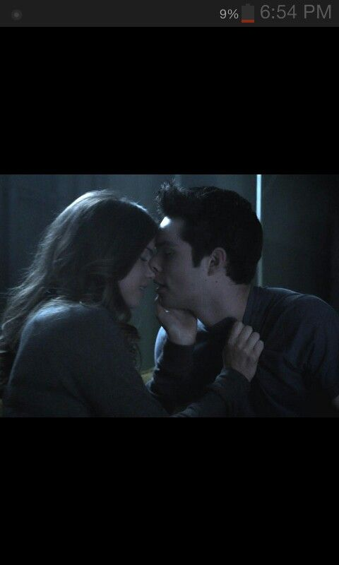 are malia and stiles dating