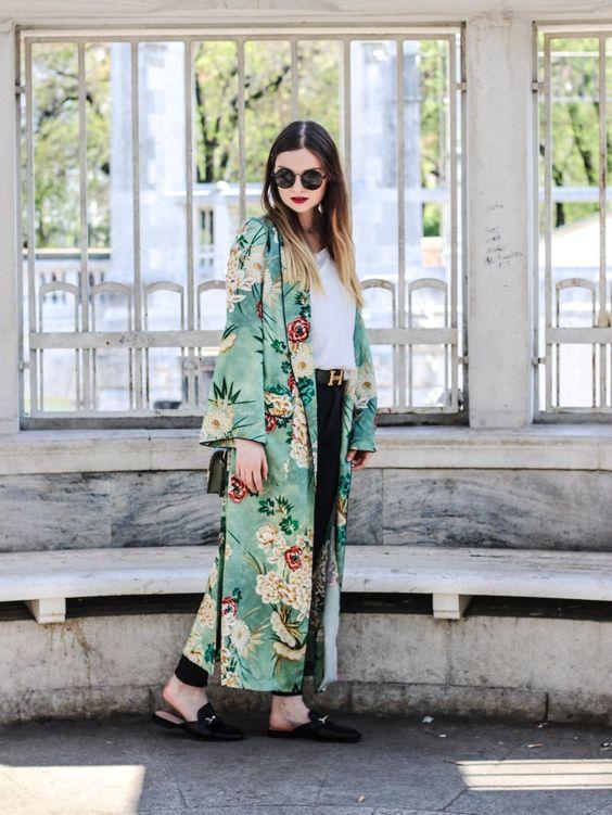 ¿Por qué todas llevan el mismo kimono?