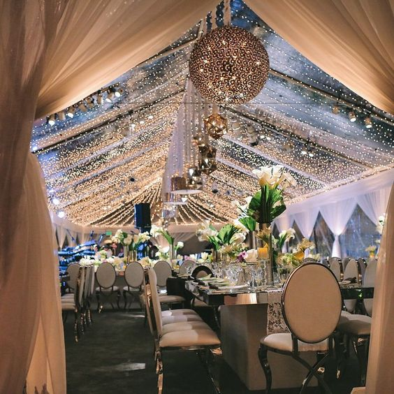 Beautiful Tent |  Design by  #mindyweiss