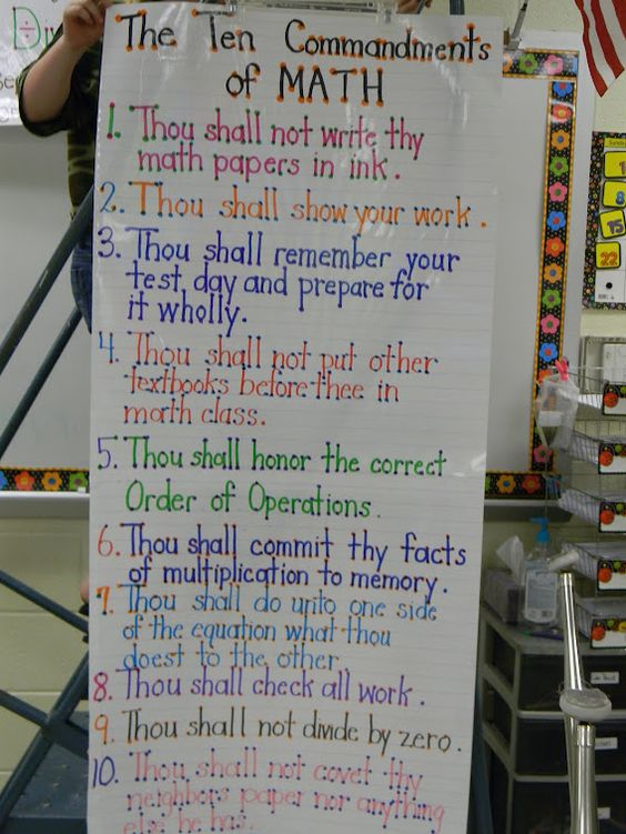What are some ideas for writing a research paper on the ten commandments?