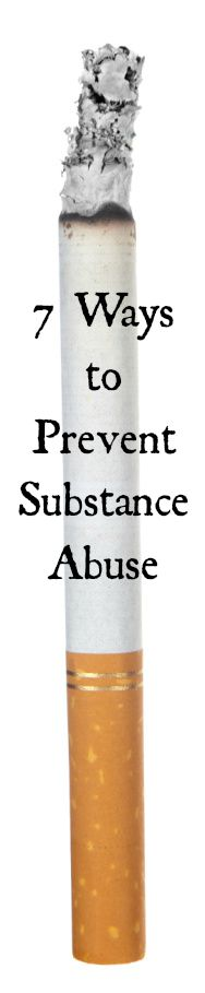 Top 5 Ways to Prevent Substance Abuse