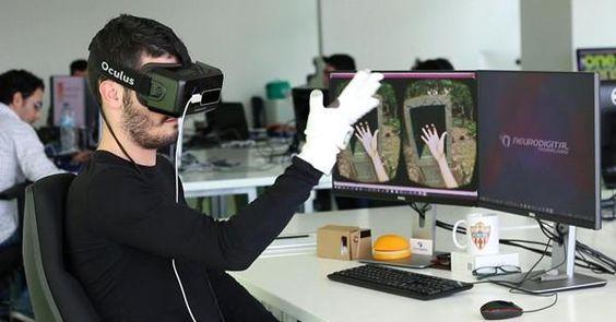 Gioveone laat je de virtuele realiteit voelen