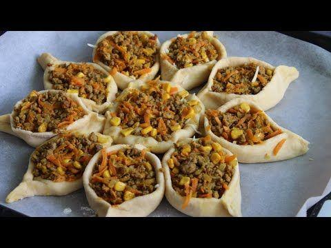 فطائر بحشوة مالحة بعجين سحري ورائع سهلة التحضير وصفات رمضان Youtube Cooking Recipes Cooking Recipes