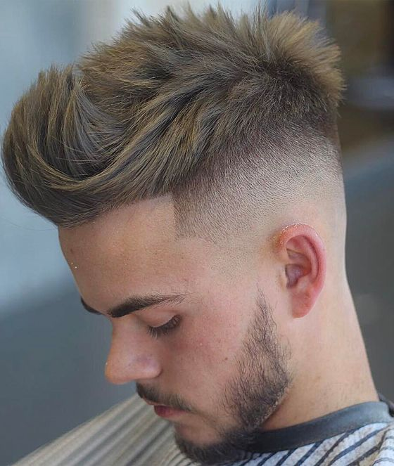 Coolest Ideas Of Men S Haircut Trends To Use In 2018 For Trendiest Look Mens Hairstyles Mens Hairstyles Short Cool Hairstyles For Men