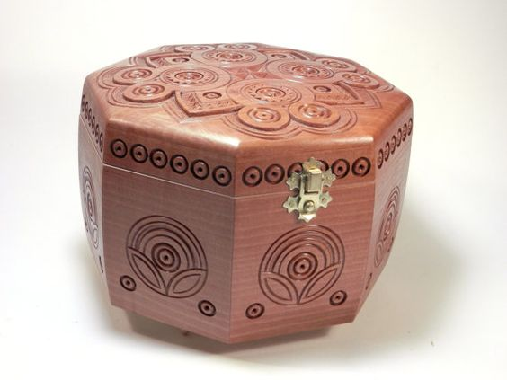 Box for jewelry. Brand New. Compact and roomy boxes от NovaHata