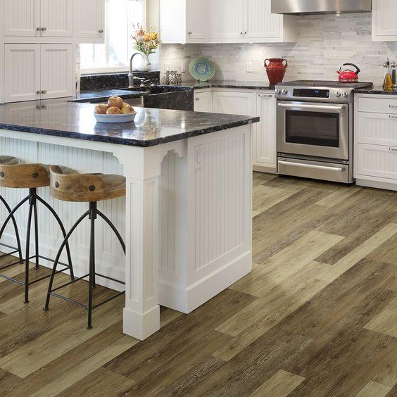 Pinned This Metroflor Engage Genesis Luxury Vinyl Plank Flooring To My Board Grey Laminate Flooring Kitchen Laminate Flooring In Kitchen Grey Laminate Flooring