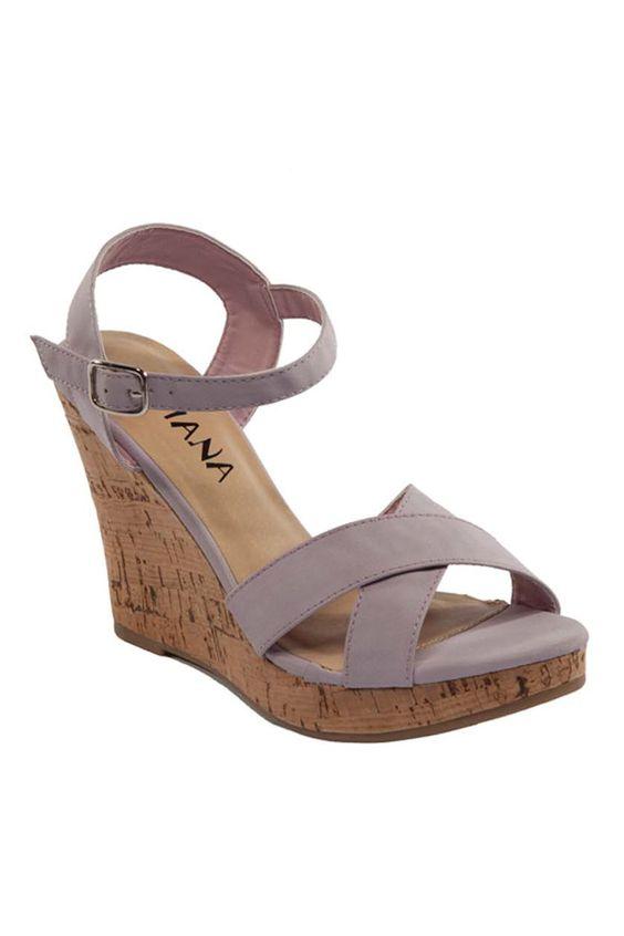 Golden West Kealie 01 Shoes in Lavender - Beyond the Rack $14.99