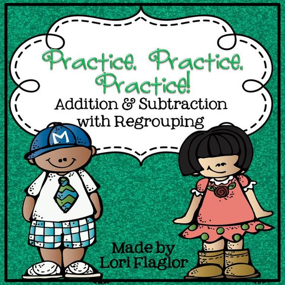 math worksheet : free addition and subtraction with regrouping 2 digit numbers 4  : Subtraction Of Whole Numbers With Regrouping Worksheets