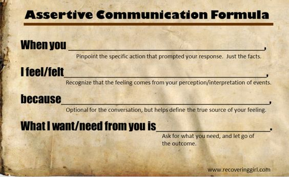 Communication Styles: Assertive Communication Examples