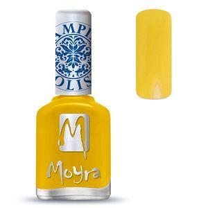 COMING SOON Moyra Stamping Nail Polish- No. 12 (Yellow)