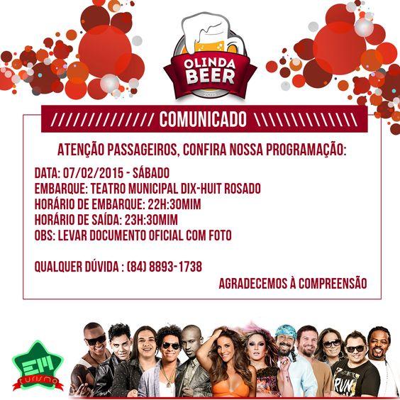 Olinda Beer 2015   EM Turismo