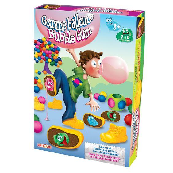 Gomme balloune, un jeu sympa à découvrir ! www.bambinbambine.ca/boutique