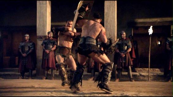 "Spartacus Blood and Sand. Episode 13 ""Kill Them All"""