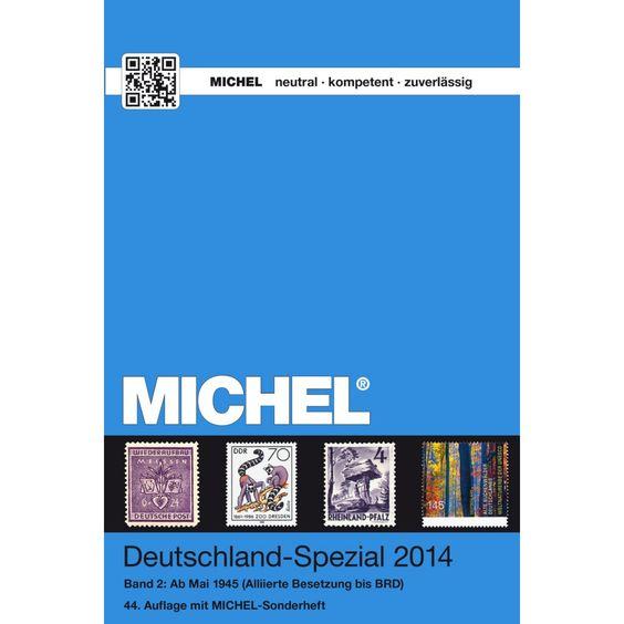 MICHEL Deutschland-Spezial-Katalog 2014 (Band 2)