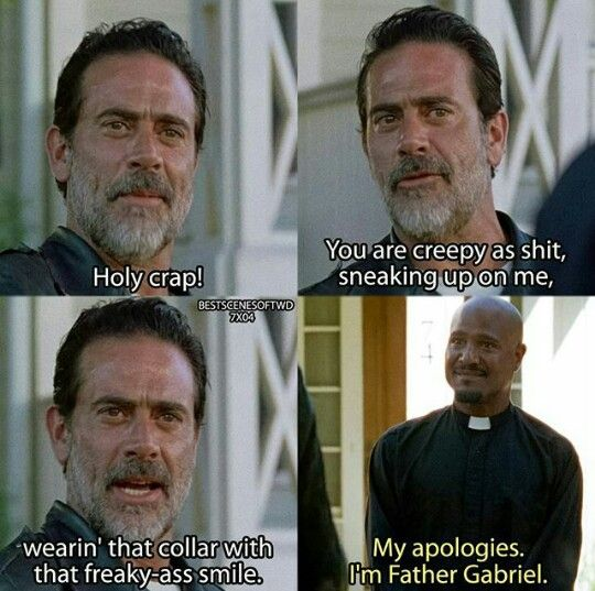 15 Ultimate Negan Quotes From The Walking Dead | TheThings