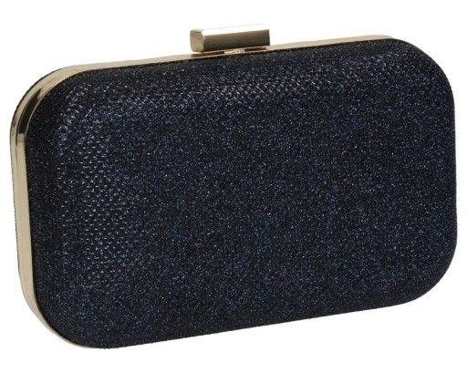 Torebka Kopertowka Puzderko Granatowa Wizytowa Box 7726317447 Oficjalne Archiwum Allegro Handbags Flask