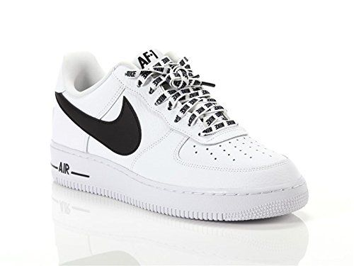 air force 1 bianco e nere