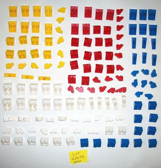 Red Lego Brick 2x2