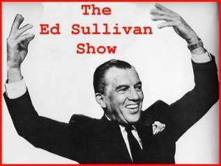 Image result for ed sullivan show toast of the town