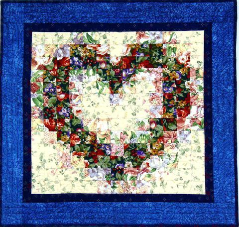 Youtube Downloader Watercolor Quilt Heart Quilt Art Quilts