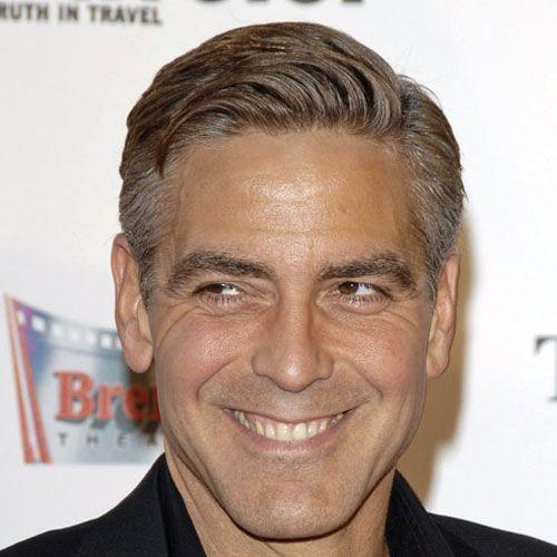 George Clooney Haarschnitt Super Haar Modelle George Clooney Haircut George Clooney Style George Clooney