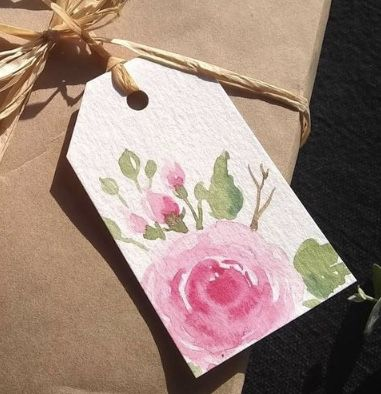 Pin By Hilde Geusens On Watercolor Ideas Simple Watercolor Flowers Watercolor Cards Watercolor Flowers