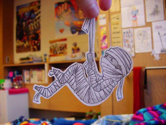 Paper Mummy