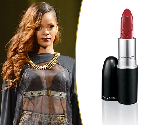 Rihanna's RiRi Woo MAC Lipstick Sold Out In 3 Hours | Shopping ...