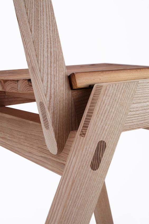 Wood Chair Joint Detail Cnc Furniture Wood Joinery Woodworking Furniture
