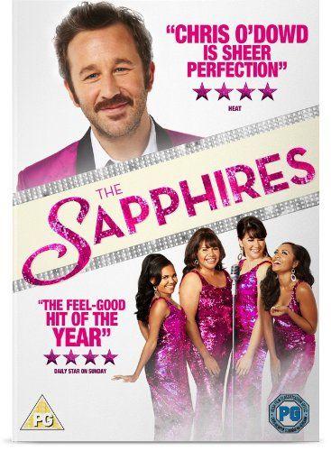 The Sapphires [DVD]: Amazon.co.uk: Chris O'Dowd, Deborah Mailman, Jessica Mauboy, Miranda Tapsell, Tory Kittles, Wayne Blair: Film & TV