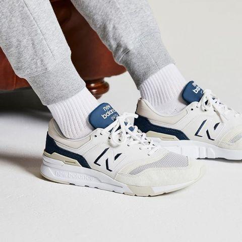 Meskie Buty Klasyczne New Balance Cm997hax New Balance Sneaker New Balance Asics Sneaker